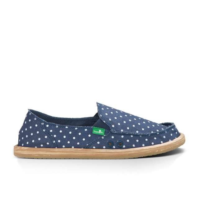 Sanuk - Womens Hot Dotty
