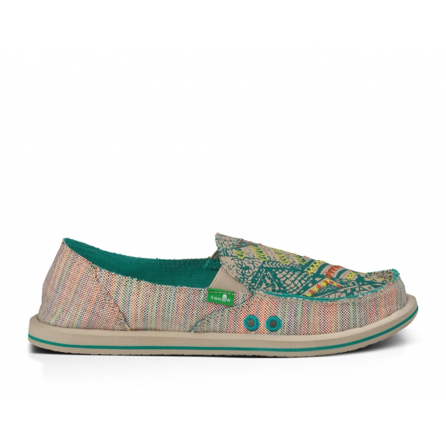 Sanuk - Womens Scribble