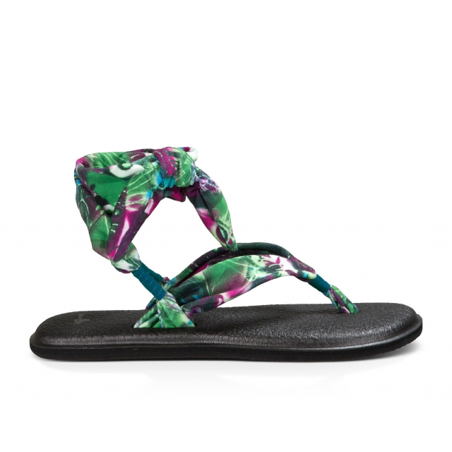 Sanuk - Womens Yoga Slinged Up  Prints