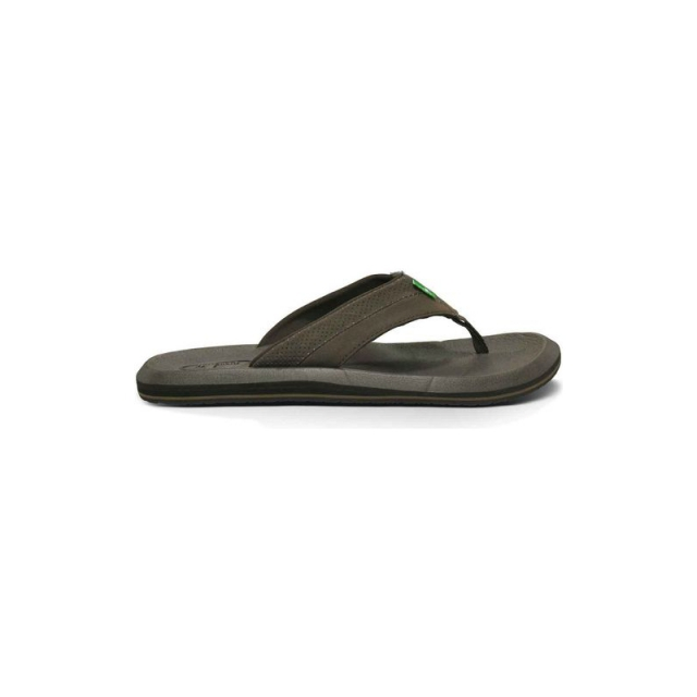 Sanuk - Mens Slacker 2 - New Chocolate 12