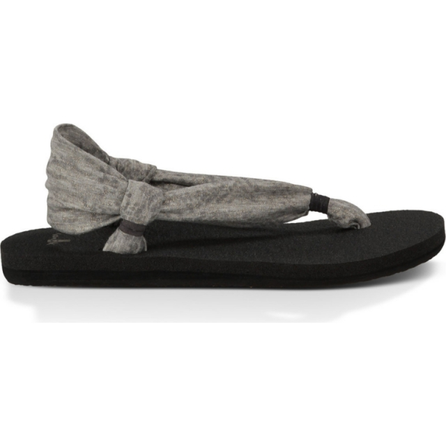 Sanuk - Womens Yoga Slingshot Prints - New Grey Snake 6