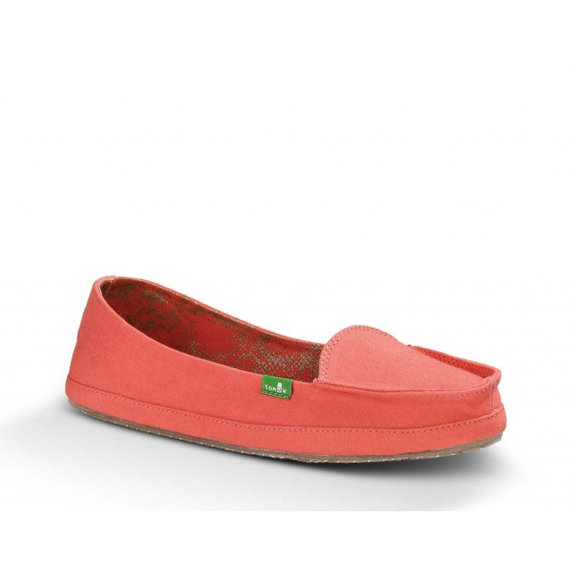 Sanuk - - Tailspin Wmns - 6 - Coral