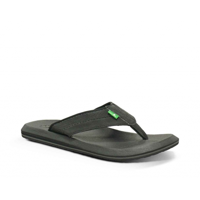 Sanuk - - Slacker 2 M - 13 - Black