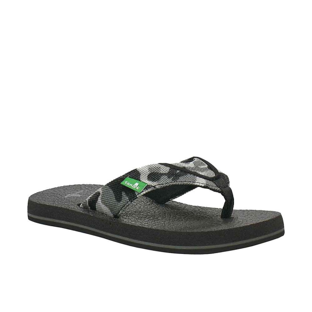 Sanuk - Youth Root Beer Cozy Sandal