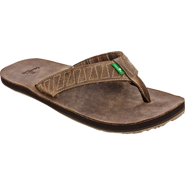 Sanuk - Men's Burro Down Sandal