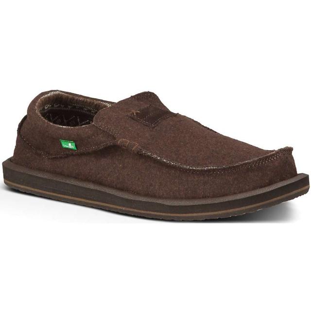 Sanuk - Men's Kyoto Felt Shoe