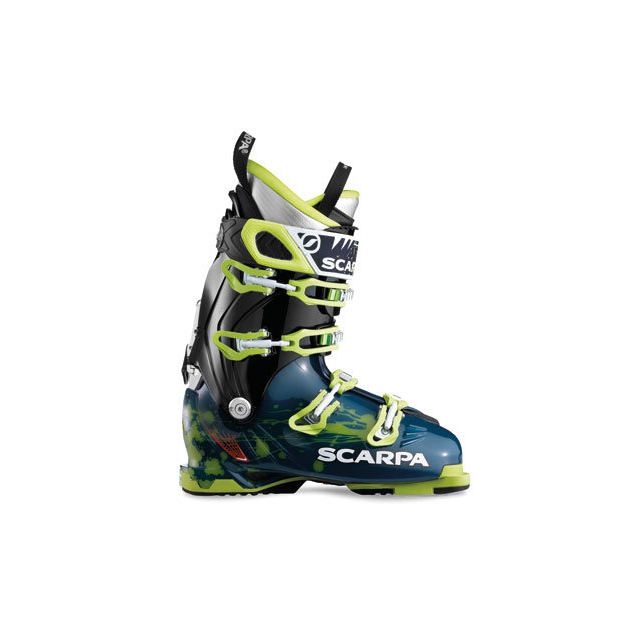 Scarpa - Freedom SL AT Boot Ink Blue/Lime