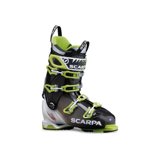 Scarpa - FREEDOM Gray/Lime