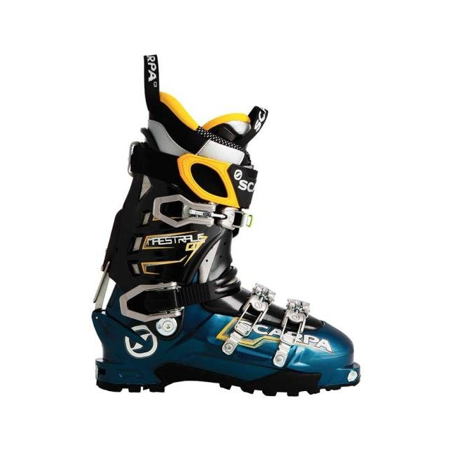 Scarpa - Maestrale GT AT Boot Black/Blue