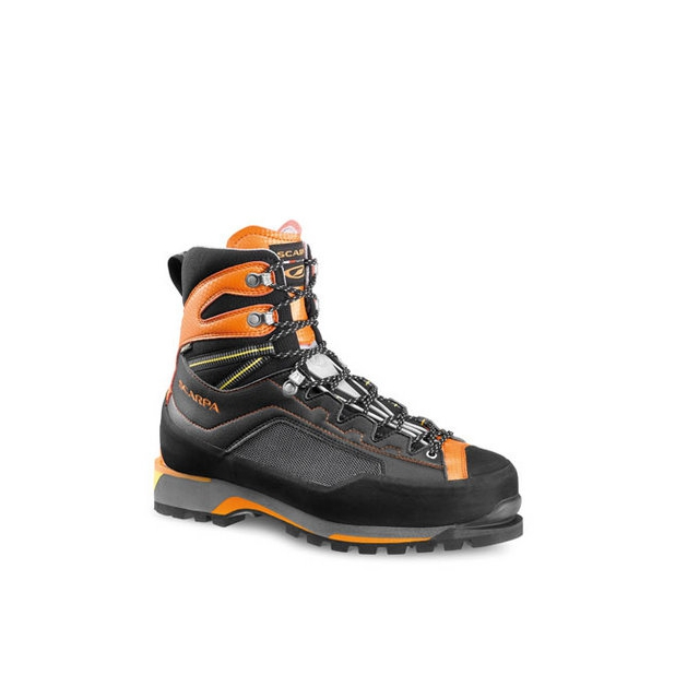 Scarpa - Rebel Pro GTX Black/Orange