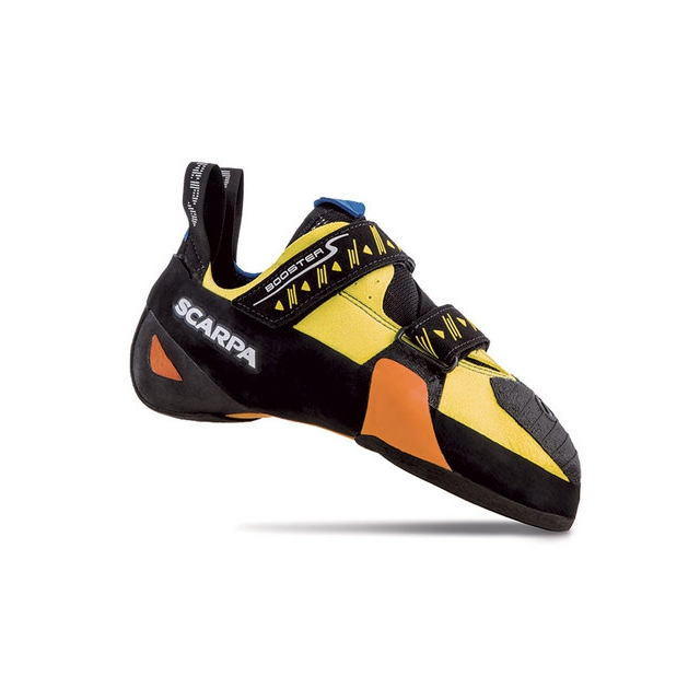 Scarpa - Booster S Bl/Ye