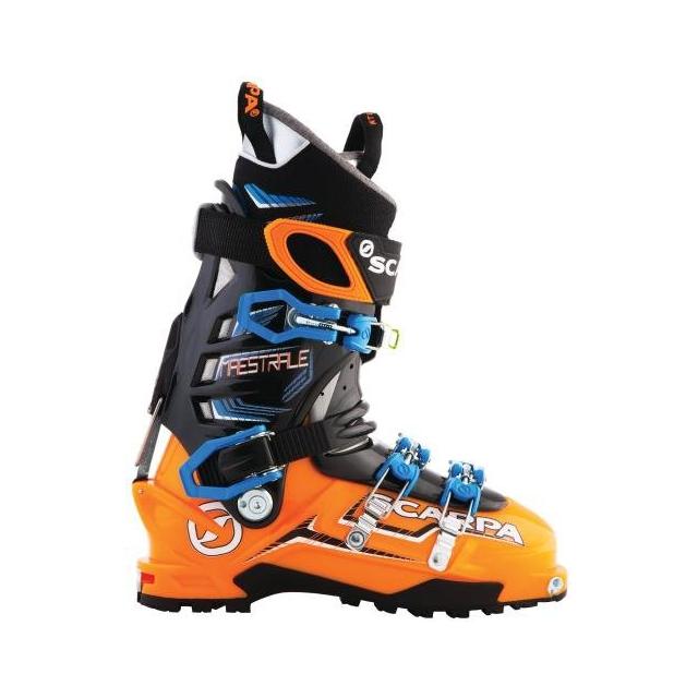Scarpa - Maestrale 1.0 AT Boot Orange/Blue