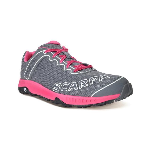 Scarpa - Tru Women's Gr/Pi