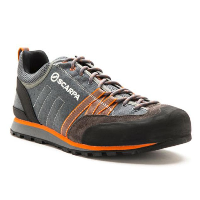 Scarpa - - Crux Canvas - 43.5 - Anthracite