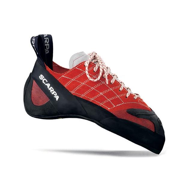 Scarpa - - Instinct Climbing Shoes - 38.5 - Parrot