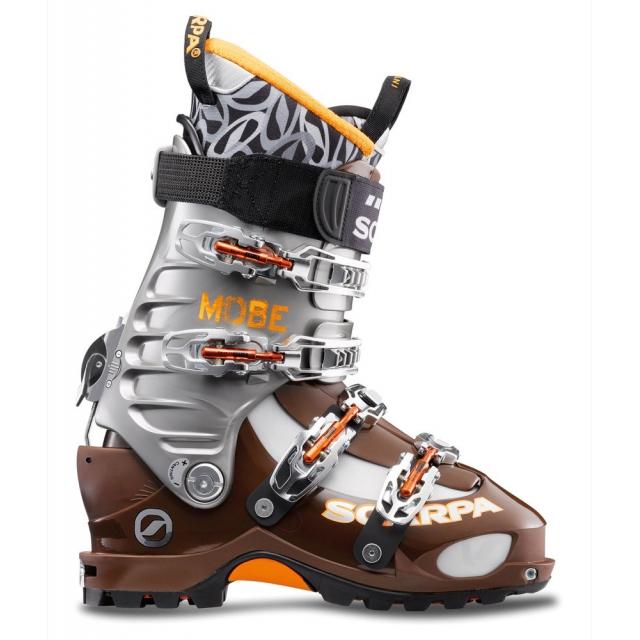 Scarpa - - Mobe Freeride Boot - 26 - Brown
