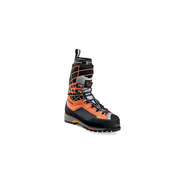 Scarpa - - Rebel Ultra GTX - 43.5 - Black Orange
