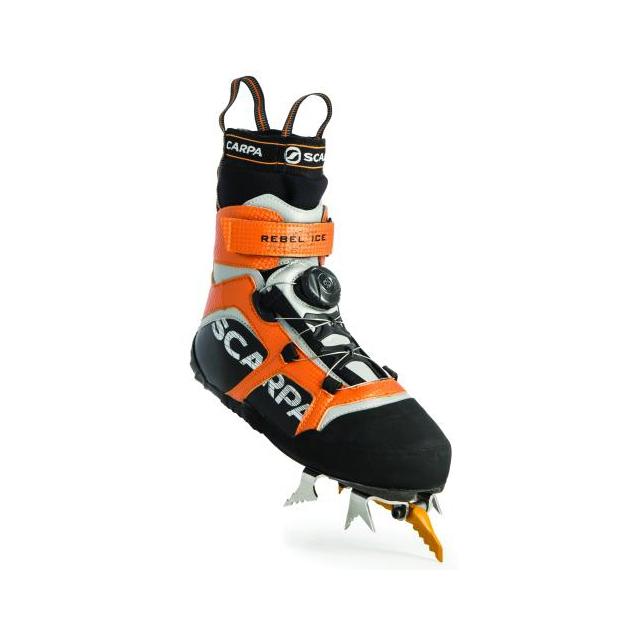 Scarpa - - Rebel Ice - 42 - Orange
