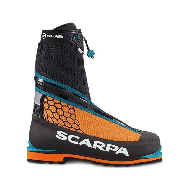 Scarpa - - Phantom Tech - 46 - Black/Orange