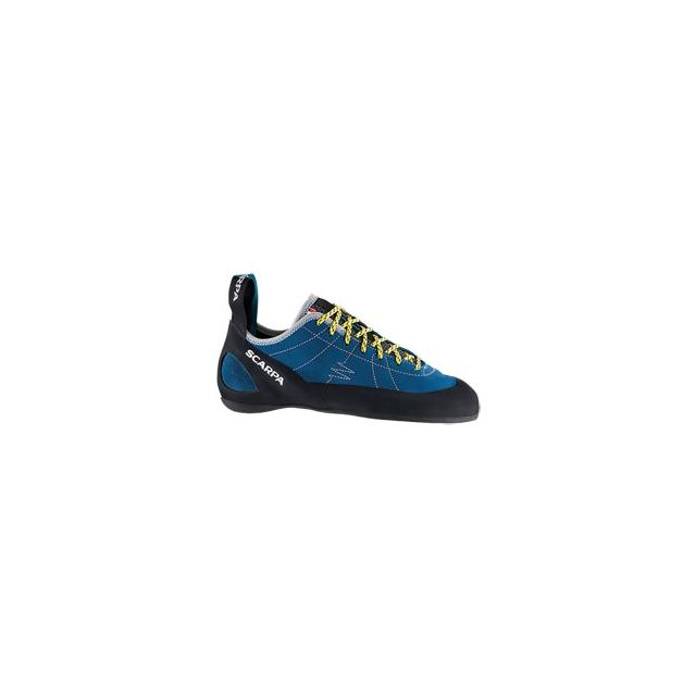 Scarpa - Helix Climbing Shoe - Men's - Hyper Blue In Size