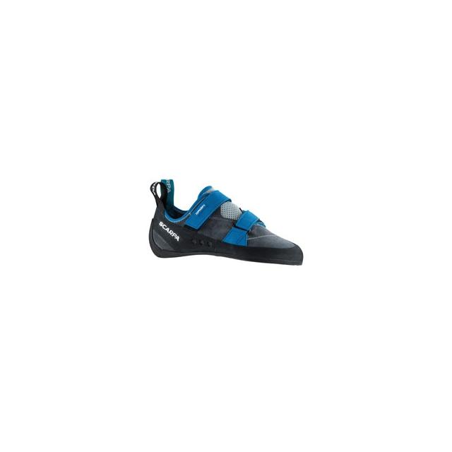 Scarpa - Origin Climbing Shoe - Unisex - Iron Grey In Size