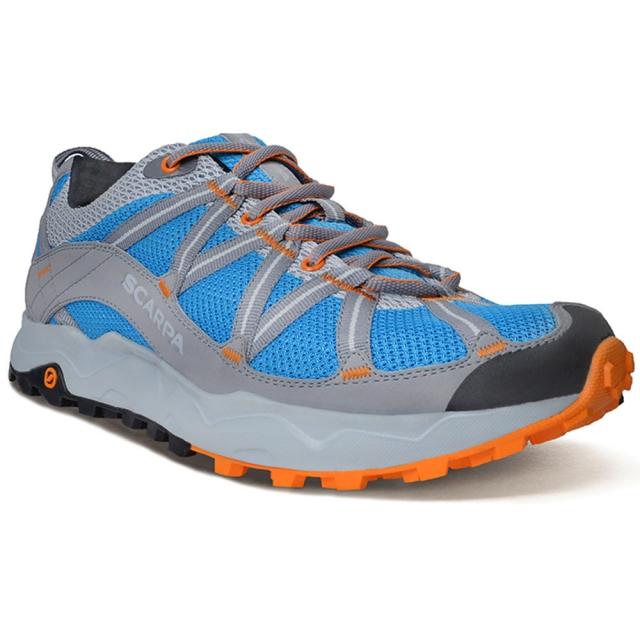 Scarpa - Ignite Trail Running Shoe Womens Closeout - Azure 40.5
