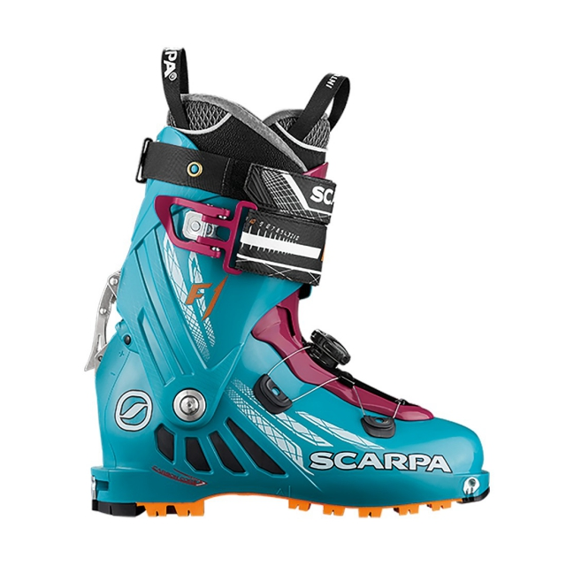 Scarpa - F1 AT Ski Boot - Women's