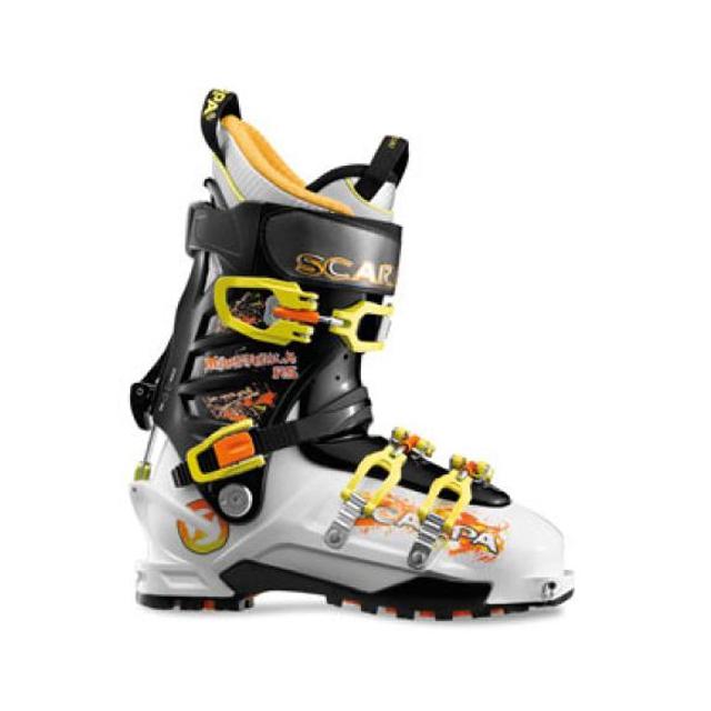Scarpa - Maestrale RS Alpine Touring Ski Boots - Men's: 26