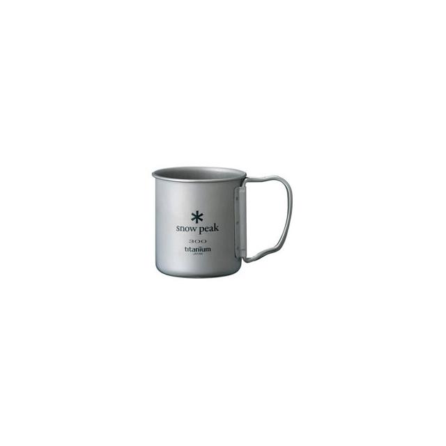 Snow Peak - Titanium Cup 300 MG-042FH