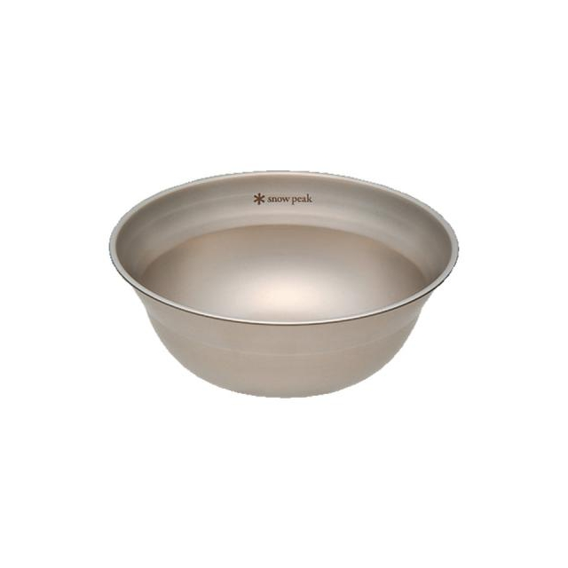 Snow Peak - Snowpeak - Tableware Bowl - LG