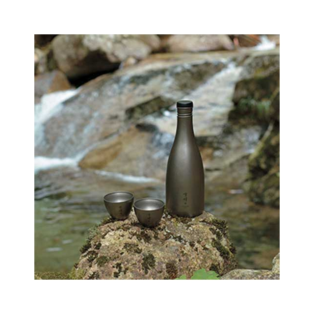 Snow Peak - Sake Insulated Stacking Cup
