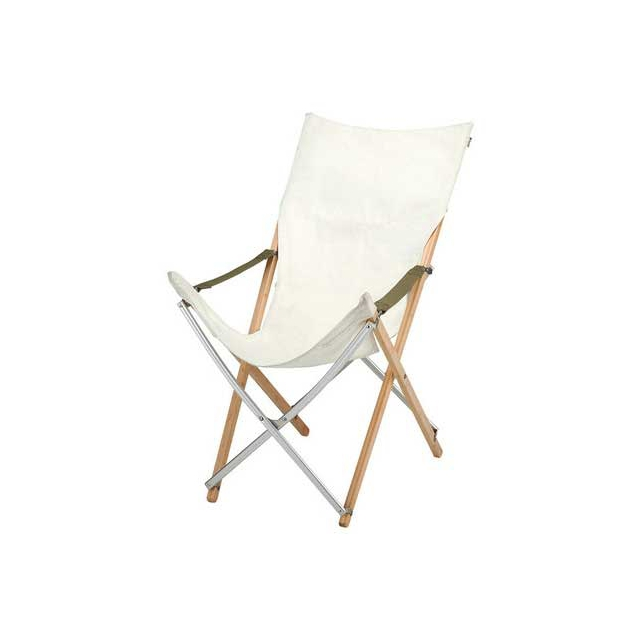 Snow Peak - Take! Bamboo Chair Long Back