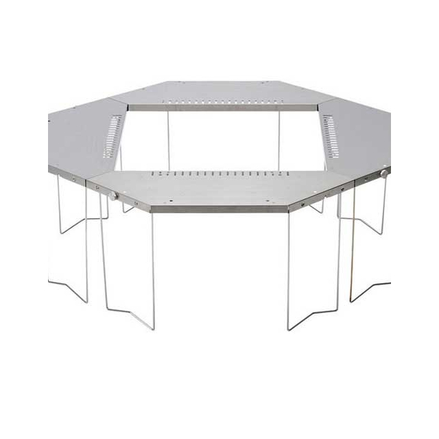 Snow Peak - Jikaro Fire Ring Table