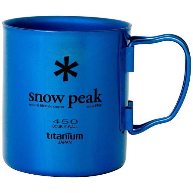 Snow Peak - Titanium Double Wall Cup