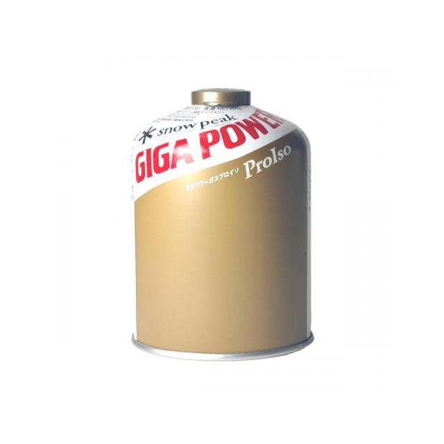 Snow Peak - Giga Power Pro Iso Fuel Gold - 500