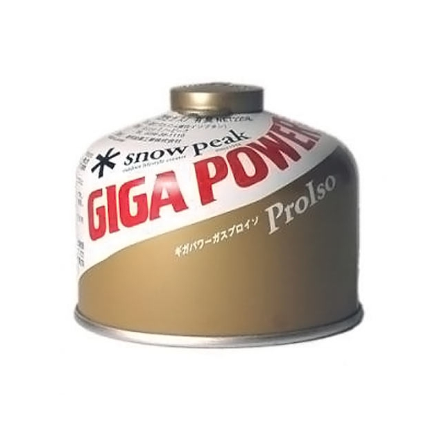 Snow Peak - Giga Power Pro Iso Fuel Gold - 250