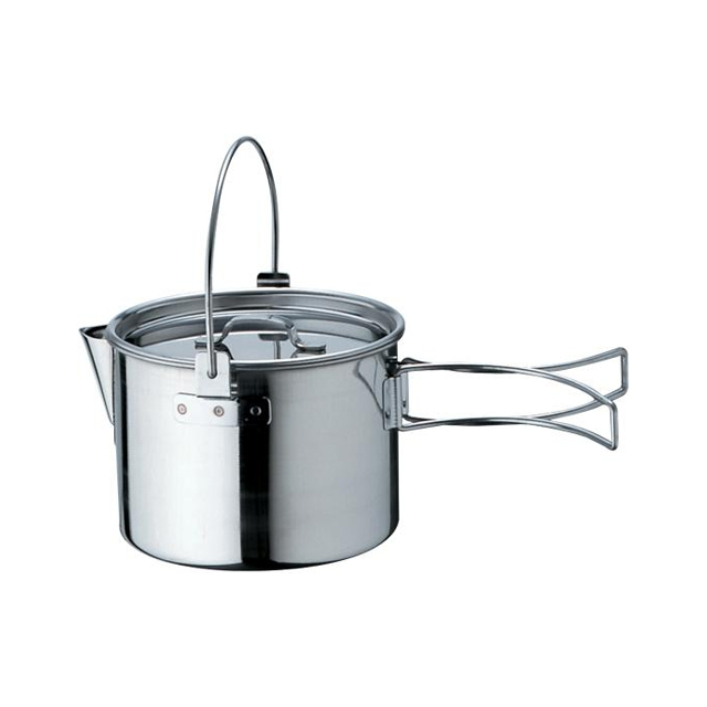 Snow Peak - Kettle No. 1 - Stainless Steel