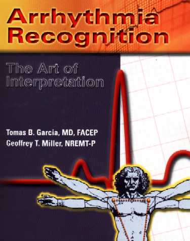 Arrhythmia Recognition: The Art of Interpretation Cover Image