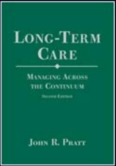 white paper long term care Share white paper on twitter a new long term care health insurance strategy to conserve assets, reduce estate taxes and transfer wealth long term care insurance is .