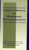 Clinical Manual of Supportive Psychotherapy Cover Image