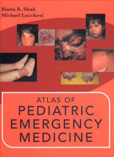 Atlas of Pediatric Emergency Medicine Cover Image