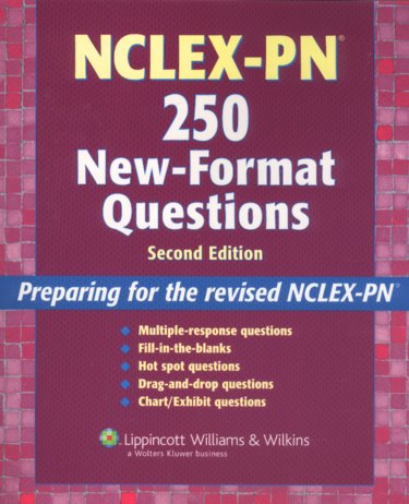 lippincott nclexpn alternateformat questions