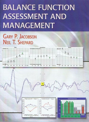 Balance Function Assessment and Management. Text with DVD Cover Image