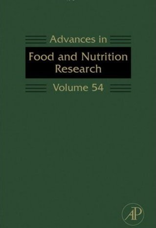 Advances in Food and Nutrition Research Cover Image