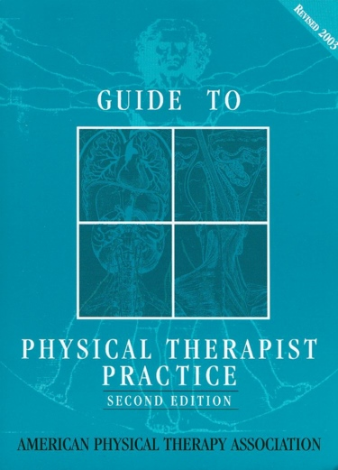 majors books apta s guide to physical therapist practice text rh majorsbooks com apta guide to physical therapist practice 2nd edition apta guide to physical therapist practice pdf