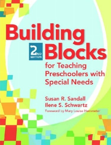 Building Blocks for Teaching Preschoolers with Special Needs. Text with CD-ROM for Windows and Macintosh Cover Image