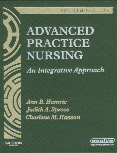 Advanced Practice Nursing: An Integrative Approach Cover Image