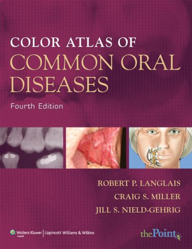 Color Atlas of Common Oral Diseases. Text with Interet Access Code Cover Image