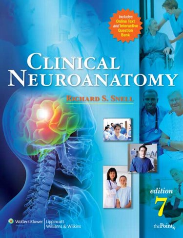 Clinical Neuroanatomy. Text with Internet Access Code for thePoint Cover Image