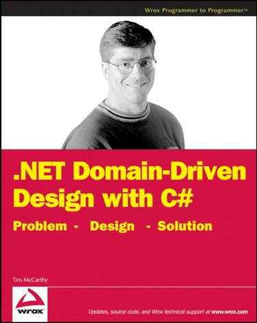 .NET Domain-Driven Design with C# : Problem - Design - Solution Cover Image